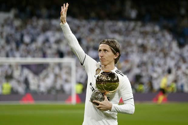 Modric blasts Ronaldo and Messi over Ballon d'Or Snub