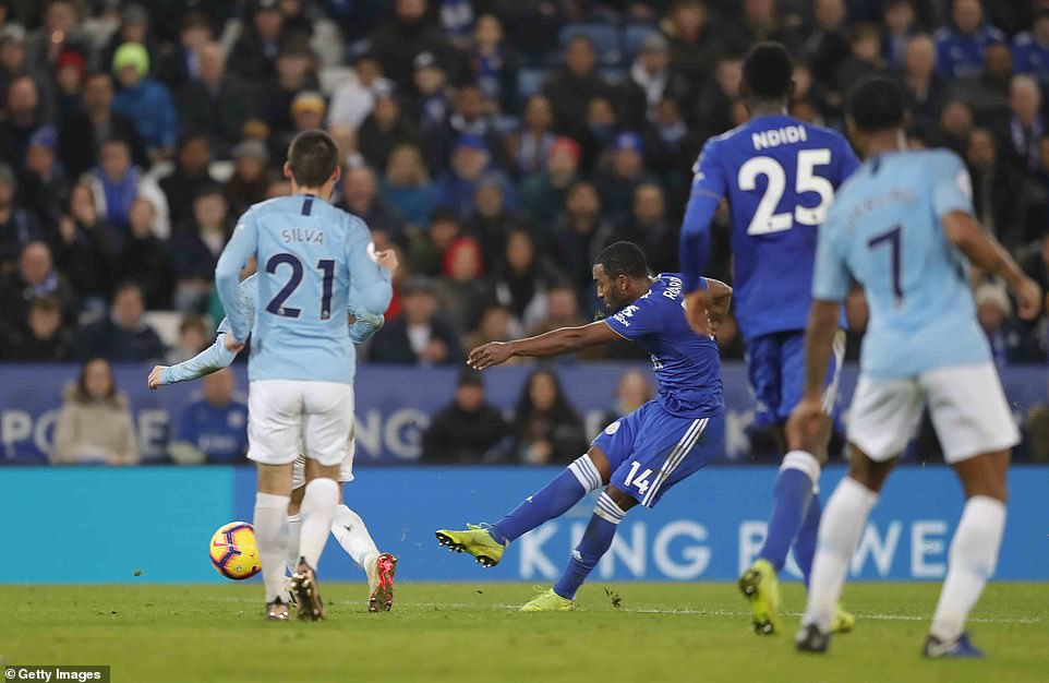 Man City slides to third after 'shocking' 2-1 loss to Leicester