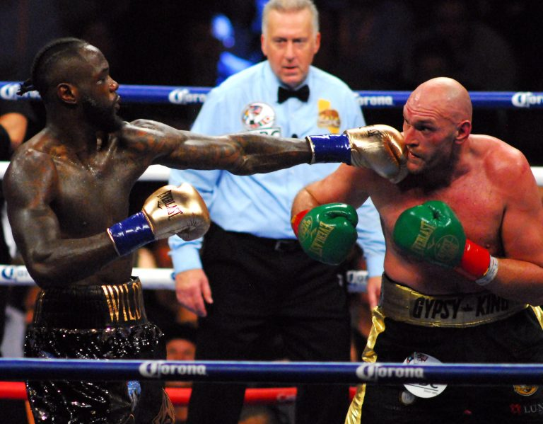 Deontay Wilder vs Tyson Fury Title Fight Ends in a Draw