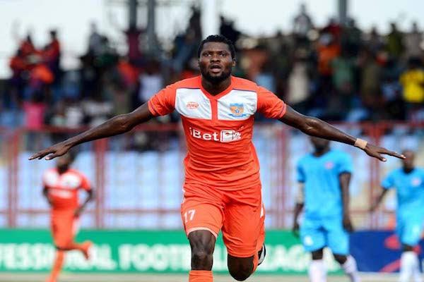 Sikiru Alimi eager to impress Lobi fans