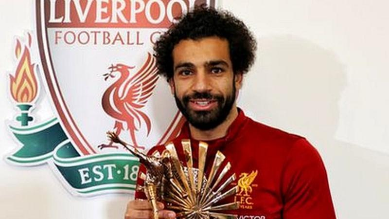 Mohammed Salah named BBC African Footballer of the Year