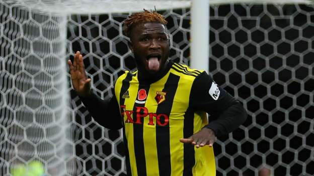 Isaac Success happy to pen new Watford deal