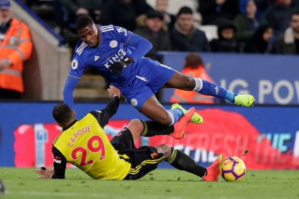 Iheanacho confesses to Success as Watford appeals Capoue's Red Card