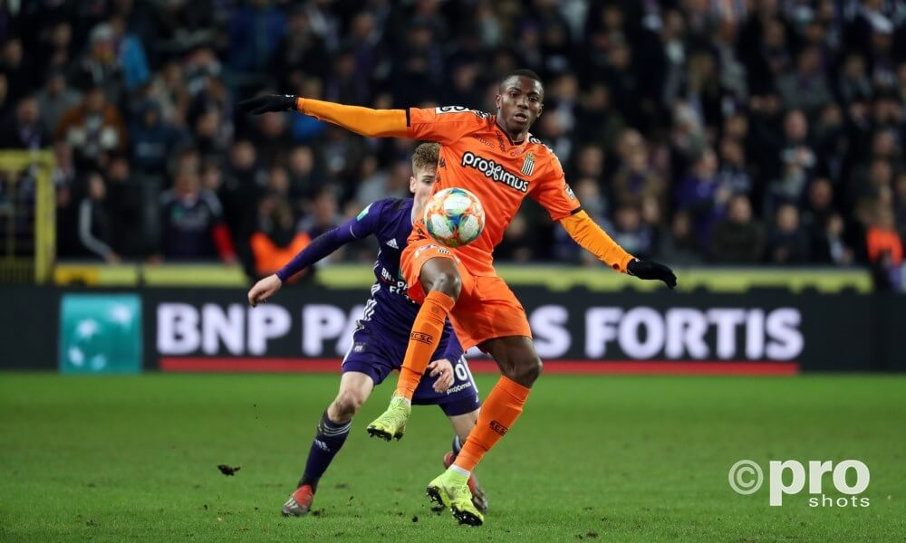 Ajax joins race to sign Super Eagles' Victor Osimhen