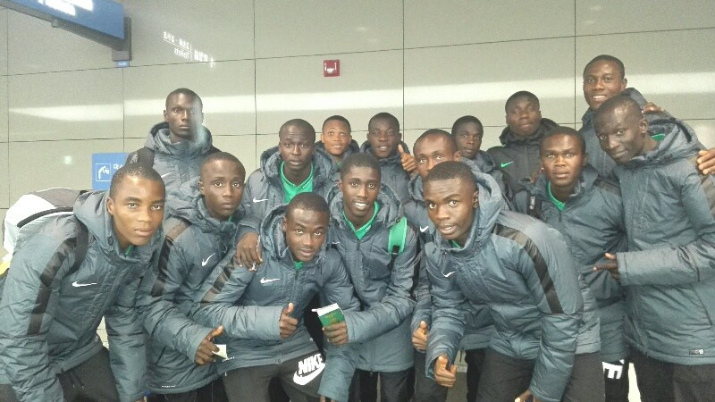 Golden Eaglets wait on NFF to approve camping – Atune