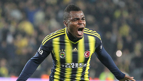 Emmanuel Emenike's New Mansion Has a Bridge (Photo)