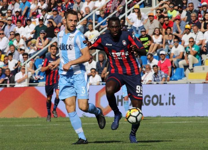 Simy Nwankwo stars in Crotone 3-2 defeat to Ascoli