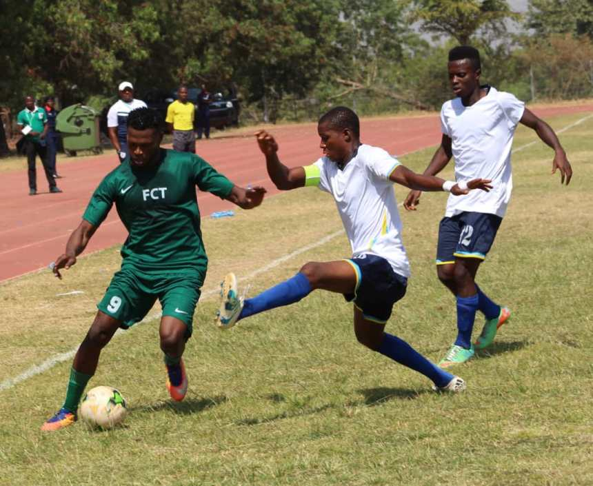 19th National Sports Festival: FCT wins Football Gold