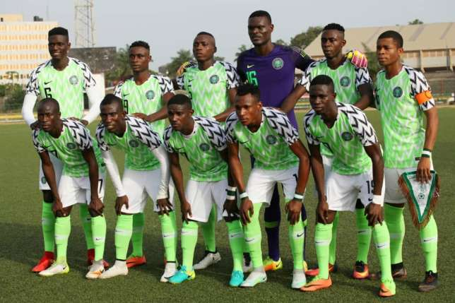 Alalade reveals strong competition in Flying Eagles camp
