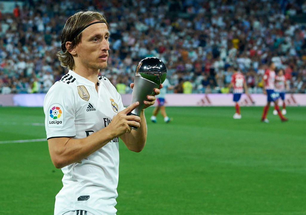 Can Luka Modric end Ronaldo and Messi's 10-year Ballon d'Or dominance?
