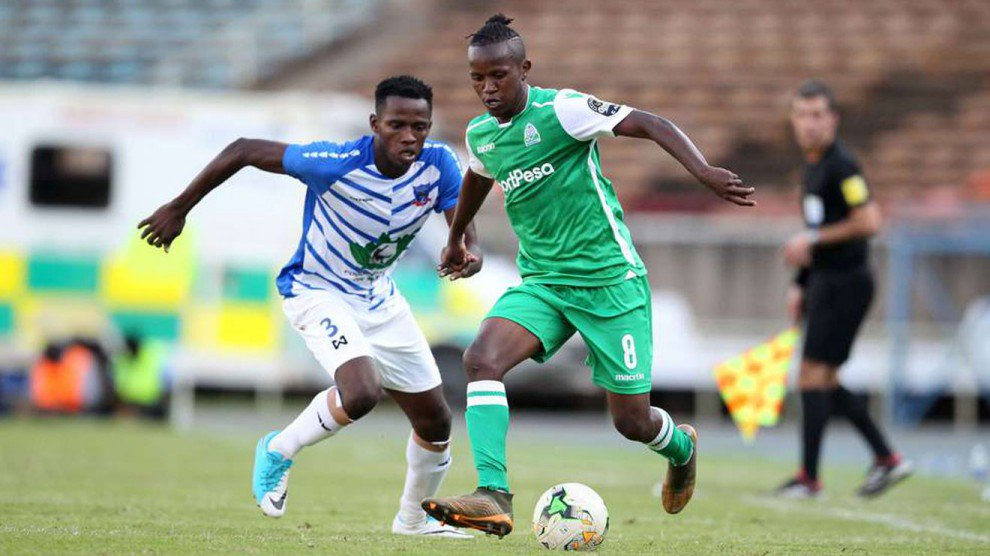 Gor Mahia writes CAF over Champions League elimination