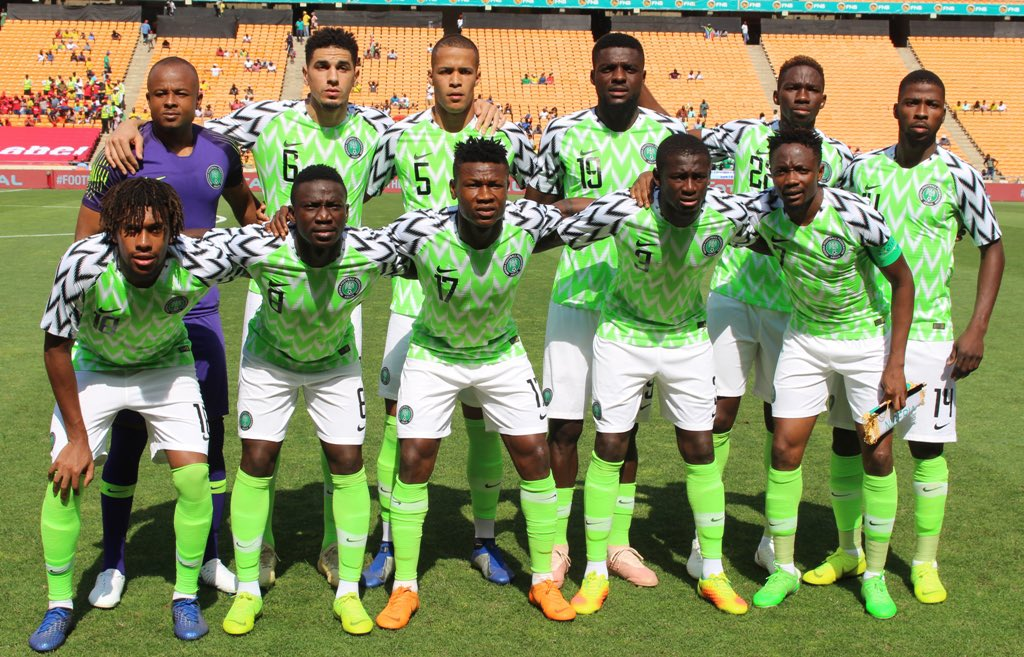 FIFA Rankings: Super Eagles end 2018 as 4th best team in Africa