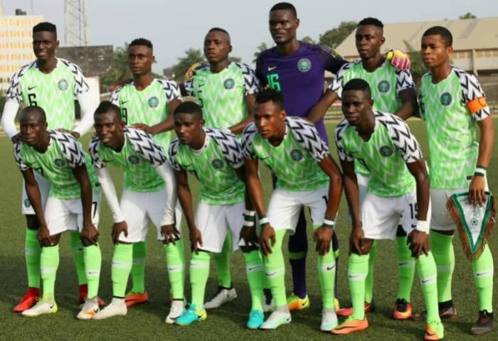 Image result for All Africa Games: Nigerian football team drawn in Group A