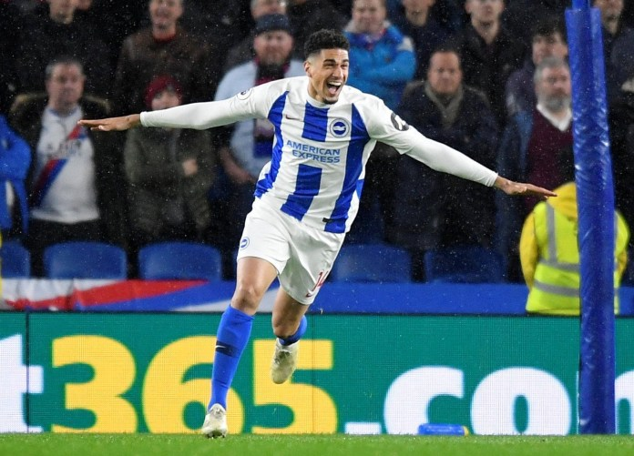 Balogun lauds Brighton teammates after netting first Premier League goal