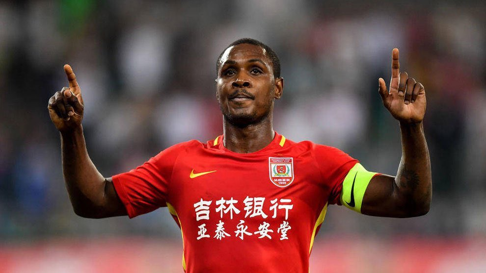 Odion Ighalo has sensationally rejected Tottenham Hotspur move