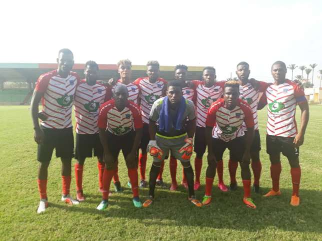 Lobi Stars see off UMS Luom to set up Gor Mahia clash