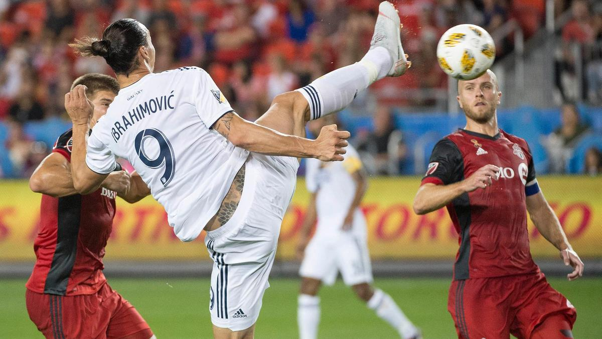 Zlatan Ibrahimovic will not be leaving LA Galaxy