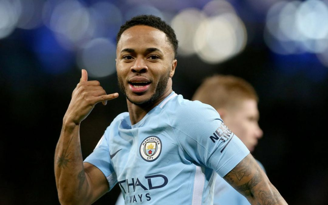 Sterling wins November Premier League Player of the Month award