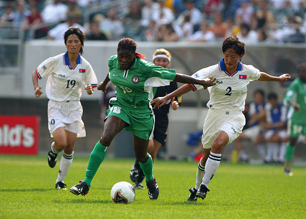 Mercy Akide tasks NFF on early world Cup Preparations for Falcons