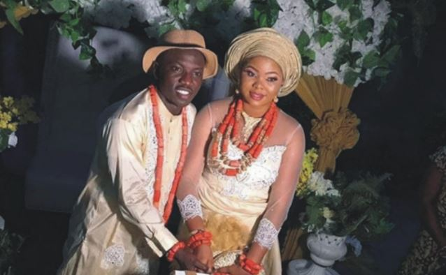 Super Eagles star Etebo marries baby mama Ebhota Bethel in Warri