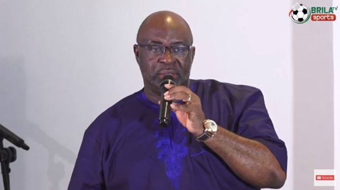 NFF VP Akinwumi affirms belief in Nigerian players