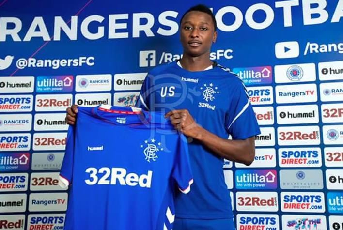 Sadiq Umar Ranger's loan deal has been terminated
