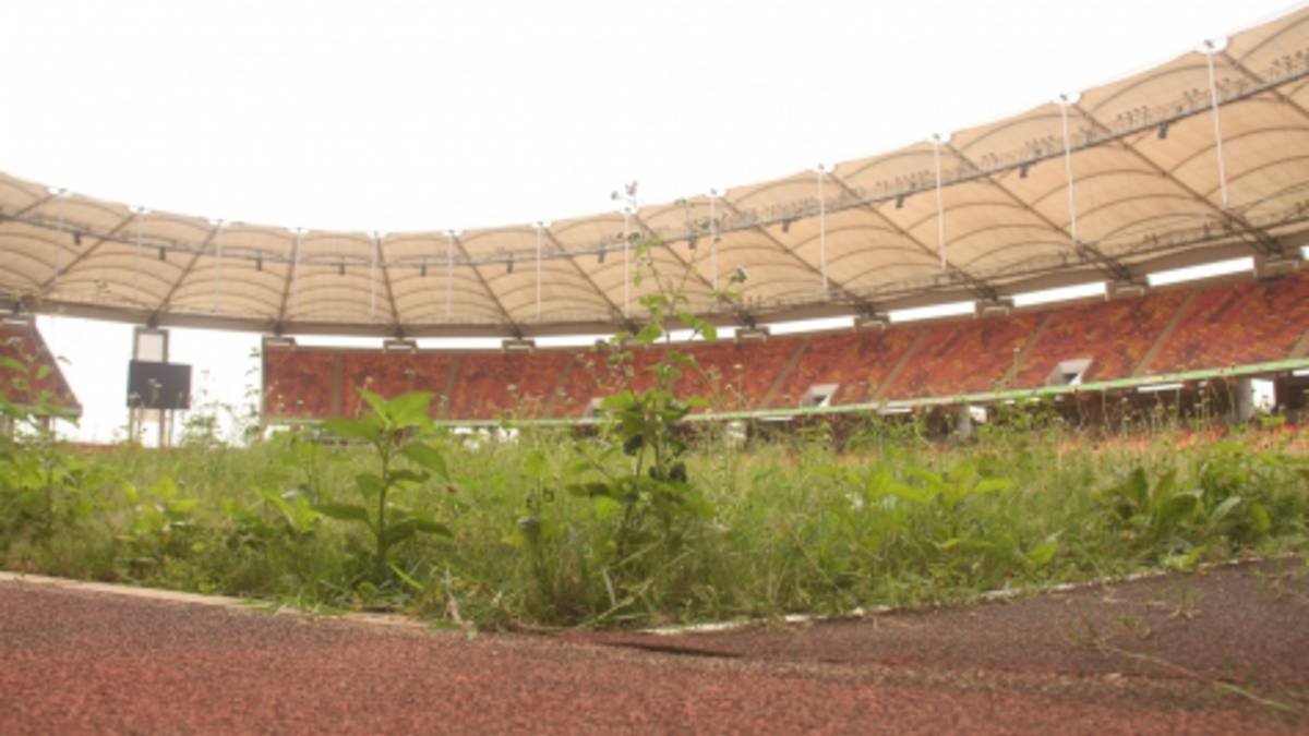 Why we can't maintain Abuja National Stadium – Sports Ministry