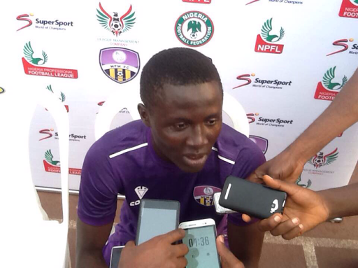 Sunshine Stars joins Akwa Utd and Kwara Utd in race to sign MFM's Waheed Adebayo