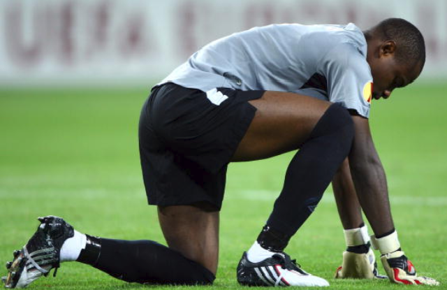 (Video) Vincent Enyeama shows why He's One of the Greatest
