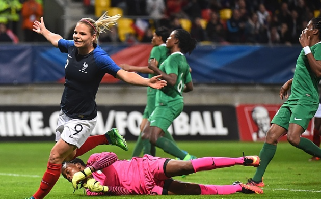 Desire Oparanozie warns France 'We'll Prove the 8-0 defeat was a Fluke'