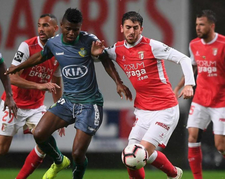Mikel and Setúbal crash out of Taca de Portugal