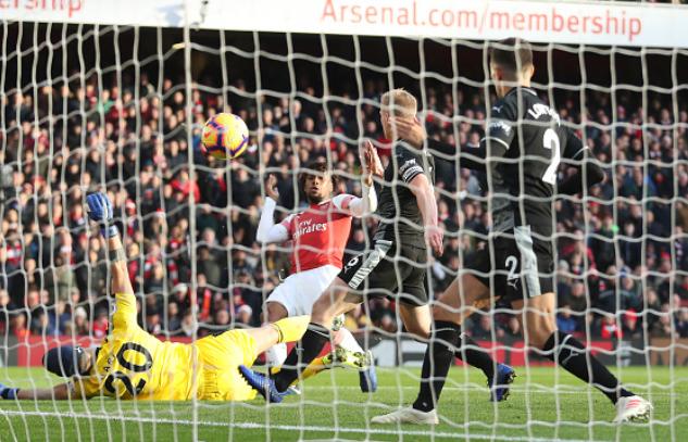 Iwobi's late winner vs Burnley ends Arsenal's Losing streak