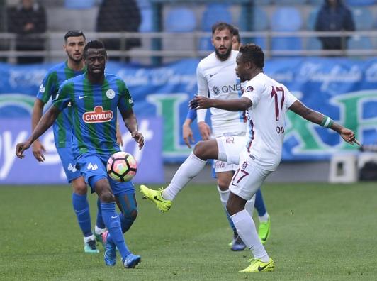 Trabzonspor reveals Onazi Ogenyi needs Surgery