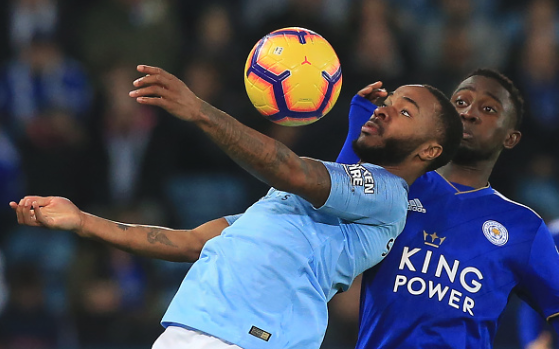 Iheanacho missing but Ndidi involved in Man City humbling