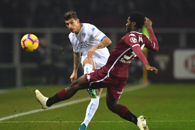 Ola Aina's development in Italy offers Sarri hope as Alonso fails to impress