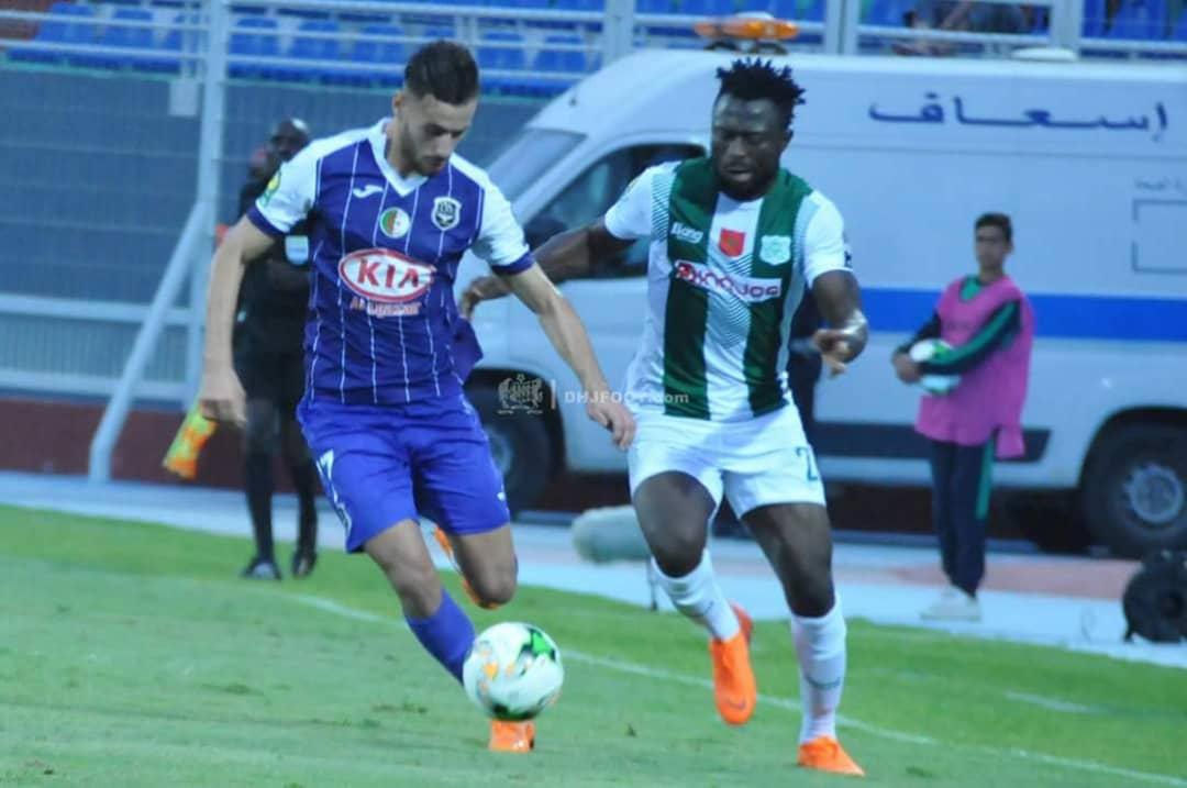 Super Eagles Striker on target as Monastir outclass JS Kairouan