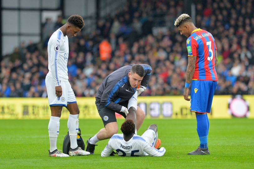 Leicester's Ndidi could miss Chelsea clash