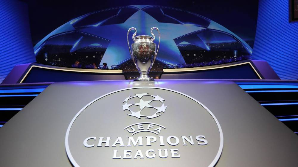 UCL Draw: Manchester United draw PSG; Liverpool faces Bayern