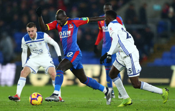 Ndidi, Iheanacho in action as Leicester lose 1-0 at Crystal Palace