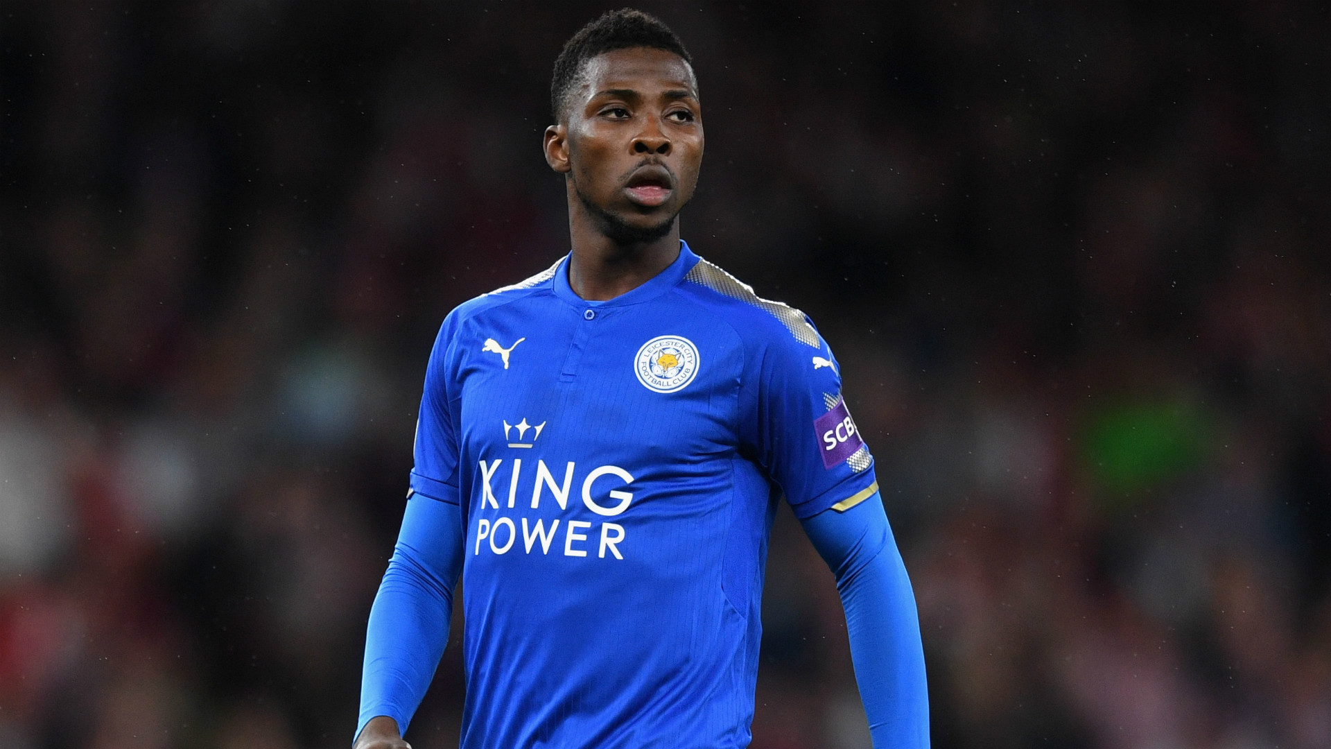 Puel backs struggling striker Iheanacho to make 10th Carabao Cup start