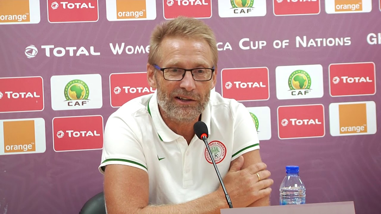 Falcons must work hard to remain number one in Africa – Dennerby admits