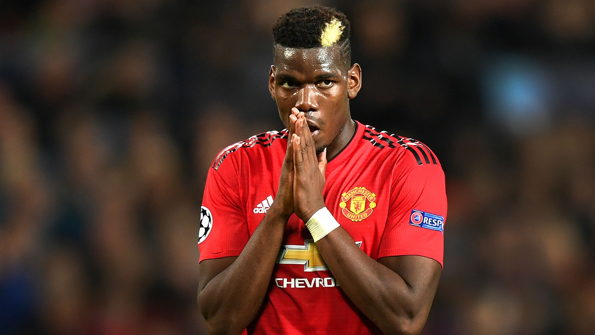 Pogba still dey hope to comot Man U