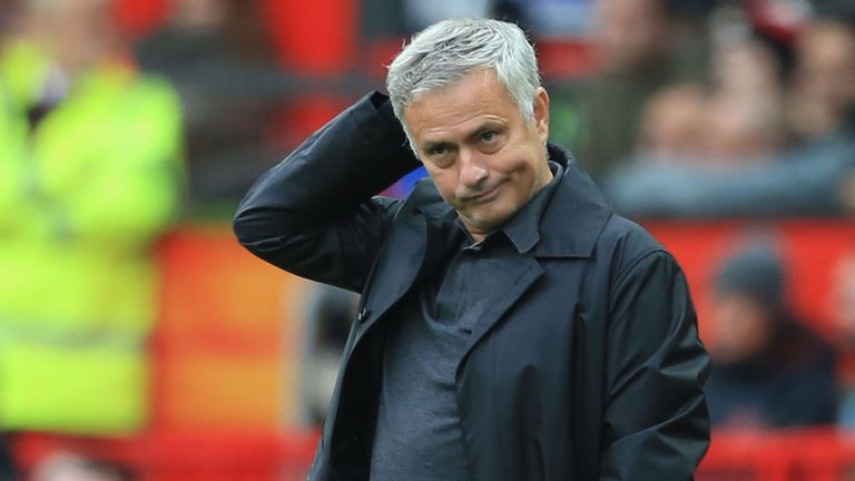 'I probably deserved to be sacked' - Mourinho