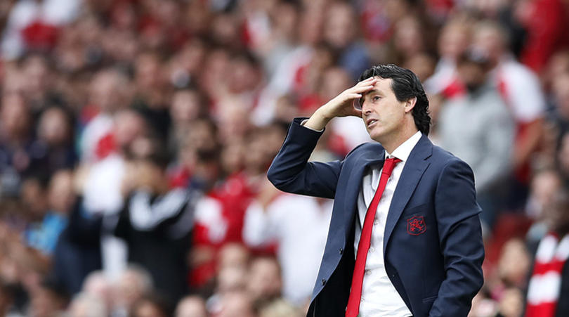 BREAKING! Arsenal sack Manager Unai Emery