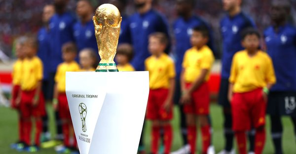 FIFA shares benefits of Russia 2018 with 416 clubs