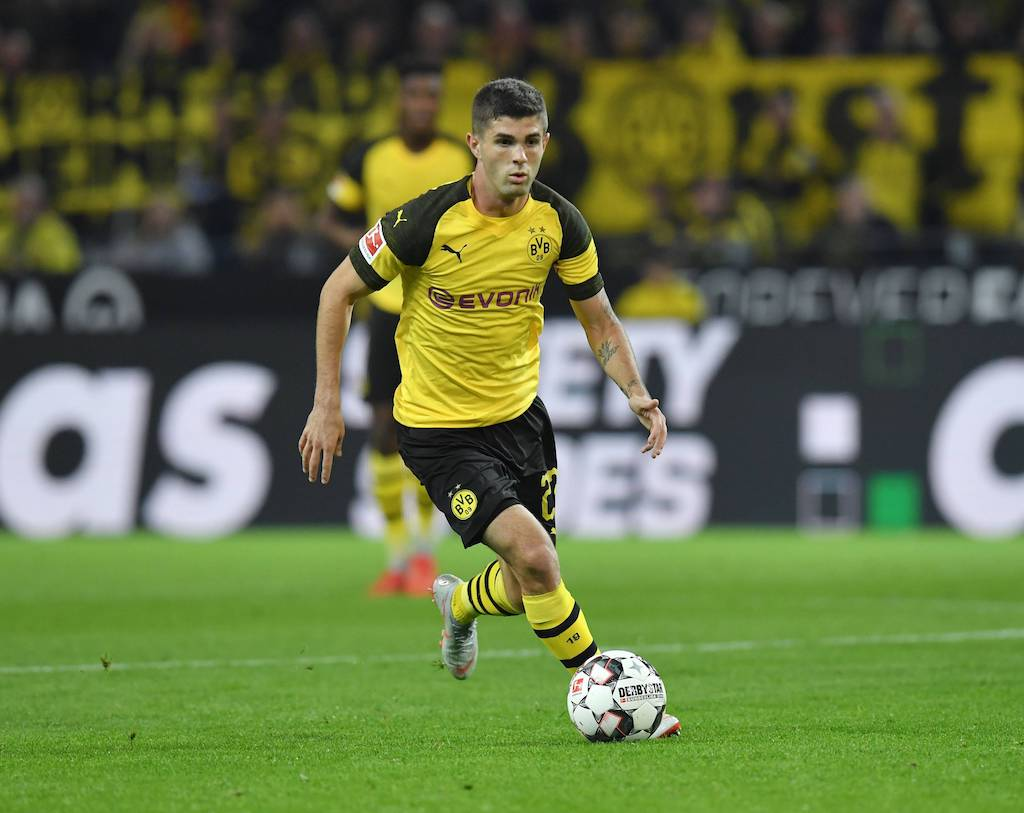 Chelsea sign Christian Pulisic from Borussia Dortmund for £58million