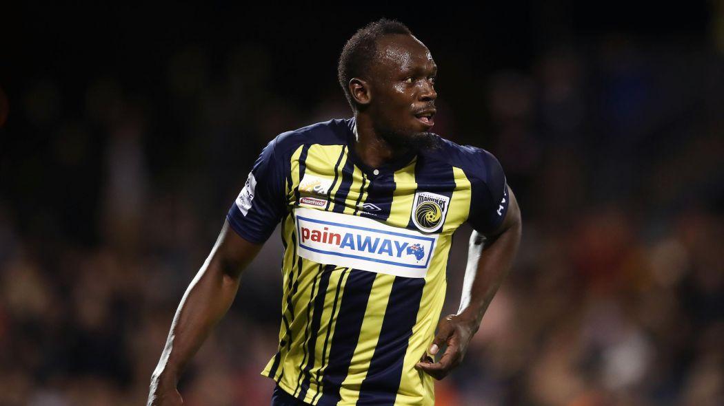 Usain Bolt announces retirement from football
