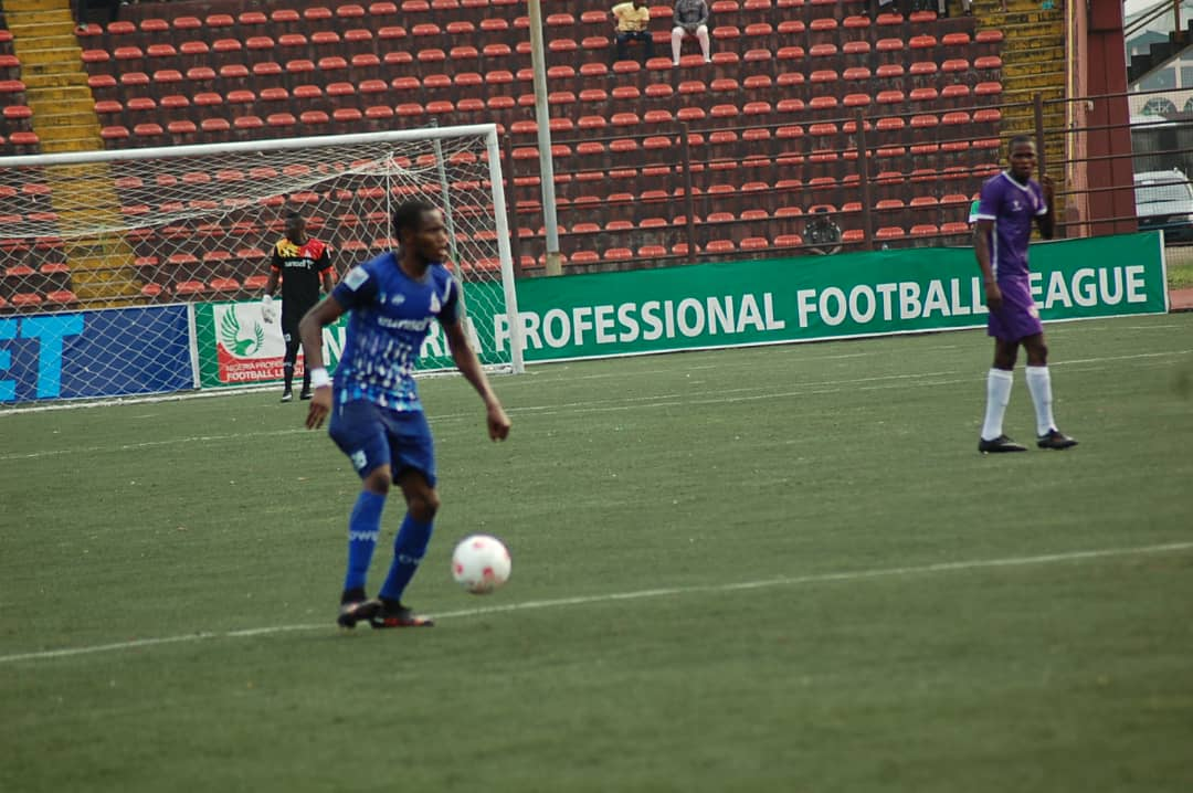 Rivers United's Ubakanma sure of victory over Remo Stars