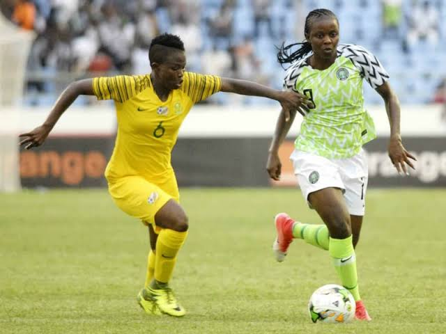 2019 FIFA women world cup – Okobi out to impress in China invitational