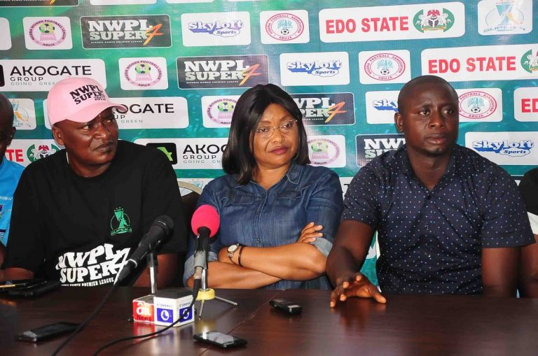 NWFL Super-4 Final Holds Sunday At the soccer temple, Agege